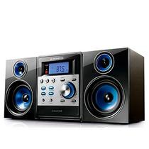 Mini System Mondial Cd Mp3 Am Fm Sound Star Controle Remoto