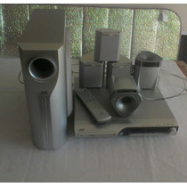 Home Theater Jvc Dvd Digital Theater System Th -s3