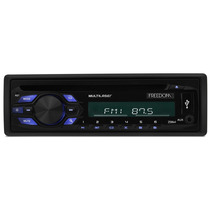 Som Automotivo Cd Player Freedom P3239 Mp3 Multilaser