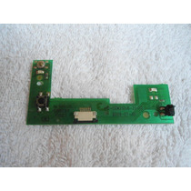 Placa Do Eject-reset Do Cd Philips Cem 210