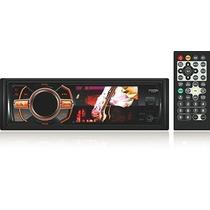 Dvd Automotivo Hurricane Hrd-3560 Usb/sd/aux C/ Tela 3,5