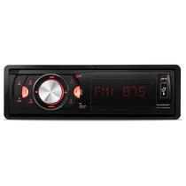 Toca Cd Mp3 Carro Com Controle Usb Sd Radio Audioart Ar 250u