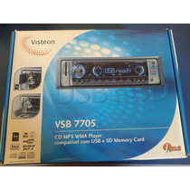 Aparelho Cd Player Visteon Vsb 7705 (original Gm)