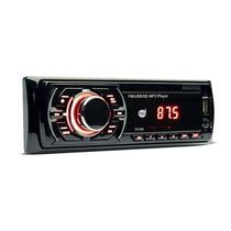 Som Automotivo Rádio Fm Entrada Usb Sd Dz-52240