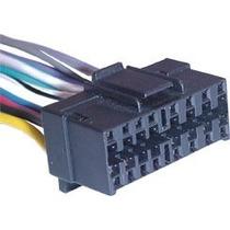 Chicote Conector Plug Soquete Cabo Original Cd Sony Jvc Aiwa