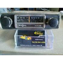 Auto Rádio Motorad Aixas (3 Faixas Am)