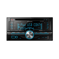 Mp3 Kenwood 300u 2 Din Usb Aux Frontal Controle Remoto