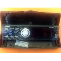 Frente D Radio Clarion Dxz479mp Frete 1real Muito Conservada