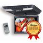 Dvd H-buster 7960 Teto - Tela 10.2/ - Lcd Color, Flip Dow, C