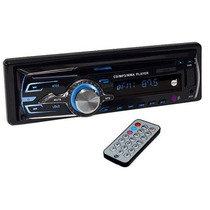Som Automotivo Toca Radio Player Mp3 Usb Sd Com Controle