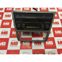 Cd Player Usb Gol Voyage Saveiro G6 Original Com Moldura