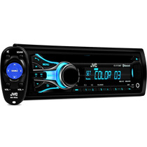 Cd Player Jvc Kd R739bt Usb Bluetooth Ipod Iphone Mp3