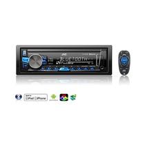 Som Automotivo Jvc Com Bluetooth E Usb Frontal Kd-x320bt