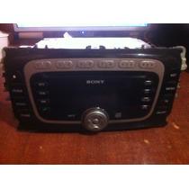 Radio Cd Sony Original Focus Sem Code