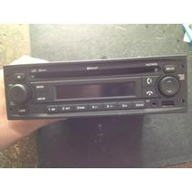 Cd Player Radio Original Agile E Montana C/ Cartão Key Code