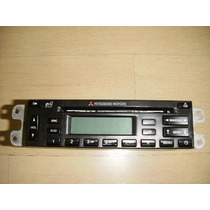 Cd Player Original Mitsubishi- L200- Pajero -tr4 - Toca Mp3