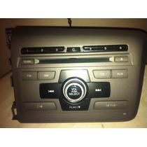 Rádio Cd/mp3 Player Original Honda New Civic 2012 2013 2014