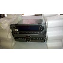 Radio Original Captiva Display Verde C/usb Configurado Leia