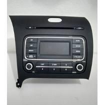 Radio Cd Player Cerato 2014 Original