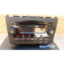 Disqueteira Cd Player 6 Discos Original Honda Cr-v Exl 4x4