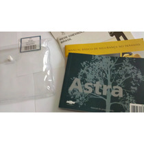 Manual P/astra Apartir De 99+infocard Completo Novo Sem Uso