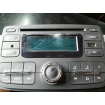 Radio Som Cd Mp3 Player Usb Sandero Logan Duster Original