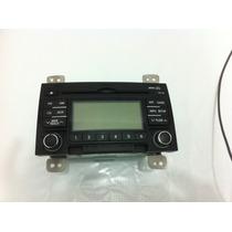 Auto Radio Cd Player Mp3 Original Hyunday I30 C/ Painel