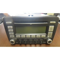 Rádio Cd Player Original Vw Jetta 06 A 10 ( Acompanha Code )