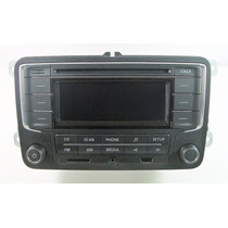 Cd Player Mp3 Bluetooth Original P Vw Jetta Passat Amarok