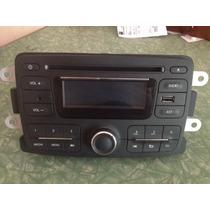 Cd Original Renault Sandero Duster Logan Mp3 Usb Bluetooth