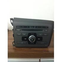 Rádio Original Honda Civic 2012 2013 2014 Cd E Mp3 Player