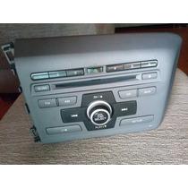 Som Cd Player Mp3 Rádio Original Honda Civic 2012 A 14