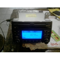 Cd Original Hyundai I30 Duplo Din Com Mp3 - Zerado