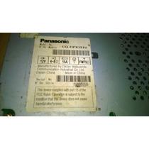 Traseira Cd Panasonic Cq-dp X151u Sem Acessórios, Não Frente