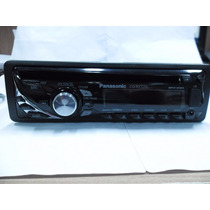 Cd Player Automotivo Panasonic Cq-rx320l, 50w, 4canais-novo