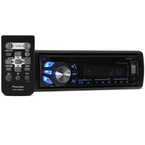 Toca Cd Pioneer Deh-1680ub Mixtrax Radio Usb Android Mp3 Rca
