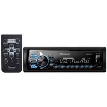 Mp3 Player Automotivo Mvh-x178ui Mixtrax Usb E Aux Pioneer