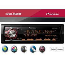 Auto Radio Pioneer Mvh-x568bt Bluetooth Mixtrax Usb