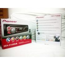 Pionner Deh-x1650ub Mixtrax