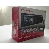Cd Player Pioneer Deh-x8780bt Bluetooth Mixtrax Usb