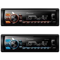 Mp3 Player Media Receiver Pioneer Mvh-x178ui Mixtrax Usb +nf
