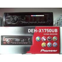 Toca Cd Player Mp3 Pioneer 1750ub Usb Mixtrax Original