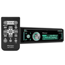 Cd Player Pioneer Deh-x 8780 Bt - Bluetooth Entrada Usb/ Aux