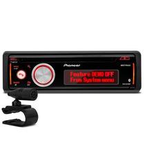 Toca Cd Pioneer Golfinho 8680bt Bluetooth Radio Am Fm Usb Sd