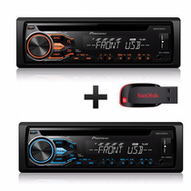 Toca Cd Player Mp3 Pioneer Deh-x1880ub Usb + Pen Drive 8gb