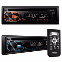 Toca Cd Player Pioneer Automotivo Deh-x1880ub Radio Aux Mp3