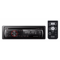 Cd Player Pioneer Deh-1250mp Cd/mp3/wma/aux - Novo!!!