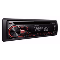 Cd Player Pioneer Deh-x1850 Ub Automotivo Radio Aux Mp3 Usb