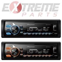 Mp3 Pioneer Mvh-x178ui Mixtrax Usb Ipod Iphone Am Fm 2015