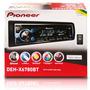 Cd Player Pioneer Deh-x6780bt Bluetooth, Mixtrax, Usb, Aux